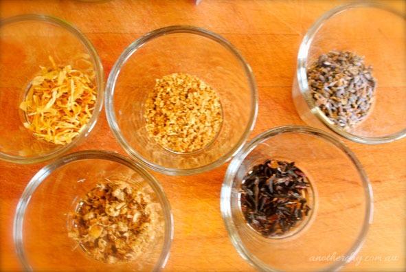 flower teas