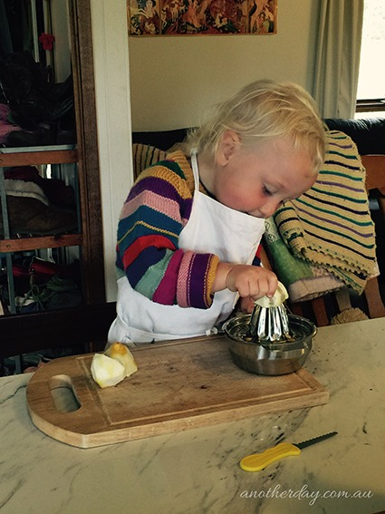 meaningful work for toddlers