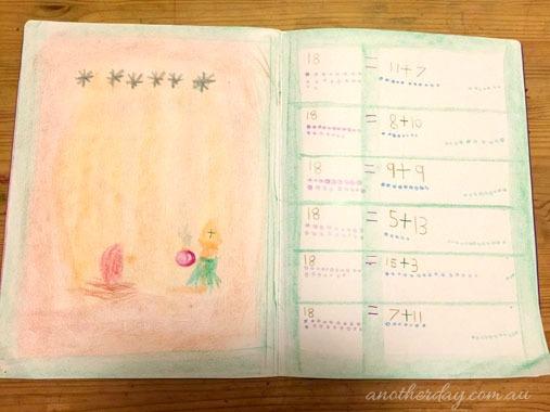 waldorf math gnomes story