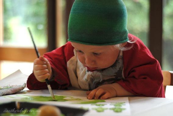 saint patrick's day homeschool